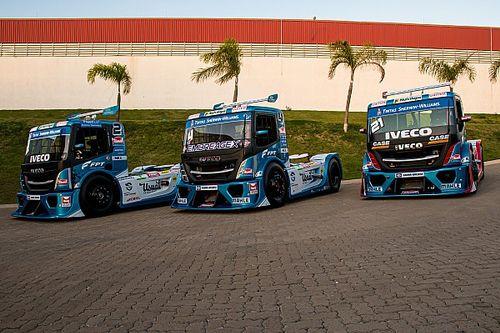 Copa Truck: Iveco Usual Racing inicia temporada em busca do título