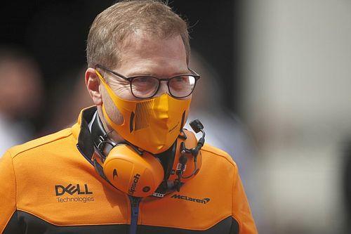 """Seidl: """"Norris'in şampiyona üçüncülüğünü koruması zor olacak"""""""