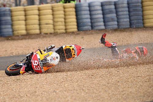 """Lorenzo: """"Ho visto Marc troppo fiducioso e temuto la sua caduta"""""""