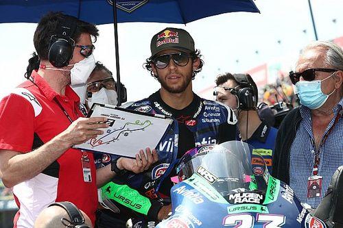 Bastianini disposera d'une Ducati version 2021 dans le team Gresini