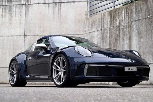 Csodát tett az Ares Design az új Porsche 911 Targával