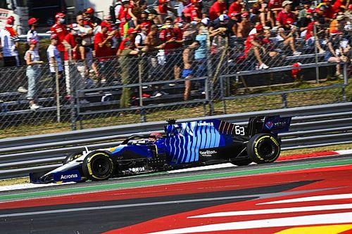 Capito: Monza megmutatta, hogy a Williams versenytempója javul