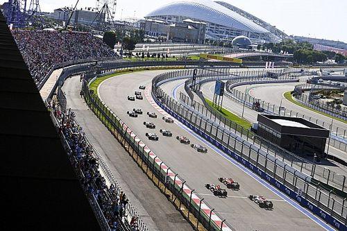 F1 tijden: Hoe laat begint de Grand Prix van Rusland?