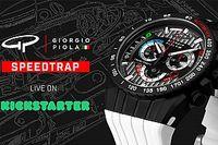 Джорджо Пиола представил новую коллекцию гоночных часов