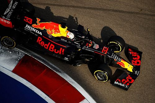 Ферстаппен назвал главную угрозу для Red Bull в Сочи