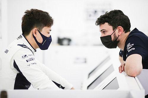 """角田裕毅を支えるレースエンジニアが語る、ルーキーの情熱「クルマの中のユウキは""""ストーム""""だ!」"""