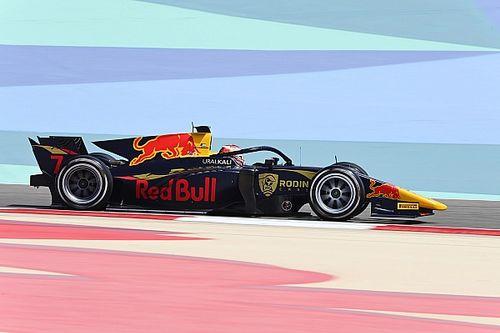 F2: Lawson segura Daruvala e vence primeira corrida do sábado no Bahrein; brasileiros ficam fora do top 10