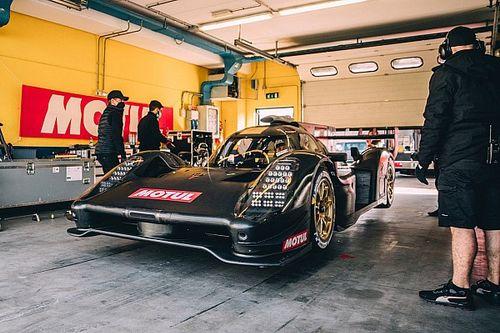 Glickenhaus prueba su hipercoche en Monza con resultados positivos