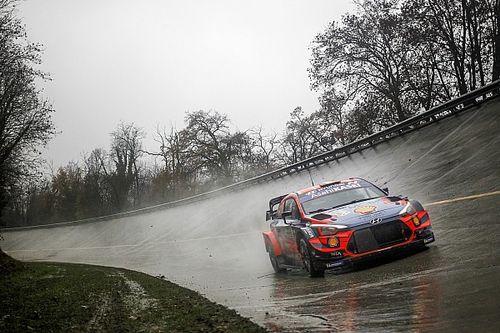 La moitié du Rallye de Monza aura lieu sur le circuit