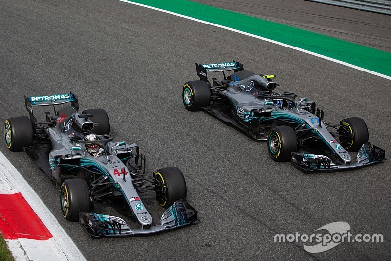 Why Formula 1 must celebrate team orders