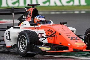 Het jaar van...Richard Verschoor: Met goede GP3-races op jacht naar F2