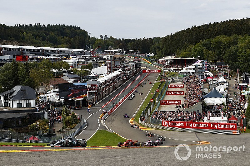 Гран При Бельгии: пять быстрых выводов