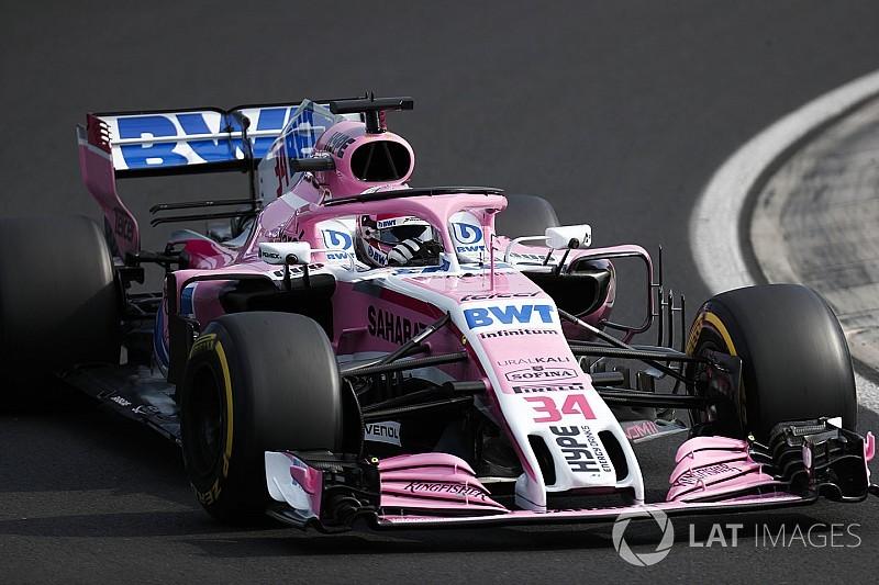«Произвести на команду впечатление я не пытался». Мазепин о тестах с Force India
