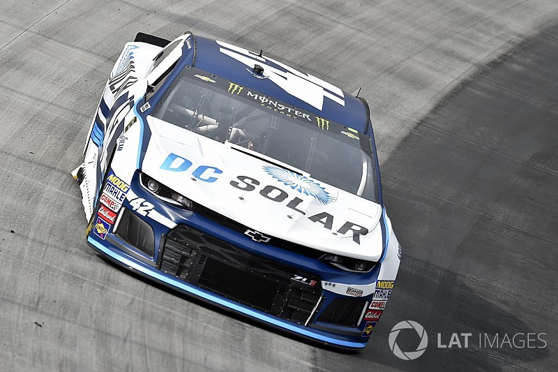 NASCAR Cup Bristol starting lineup in pictures