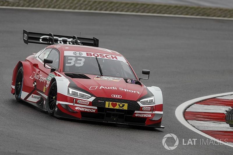 René Rast beffa Paffett e si prende la pole position di Gara 1 al Nürburgring