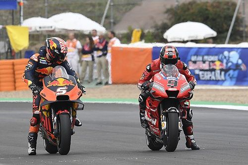 KTM: We'll never win if we ditch steel frames like Ducati