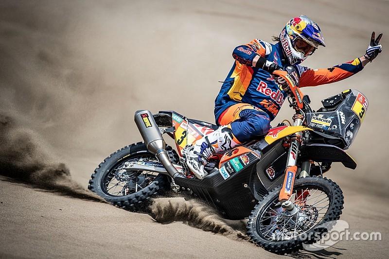 Goncalves y Price reciben el OK para correr el Dakar