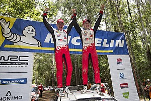 Australia WRC: Latvala wins, crashes help Ogier claim title