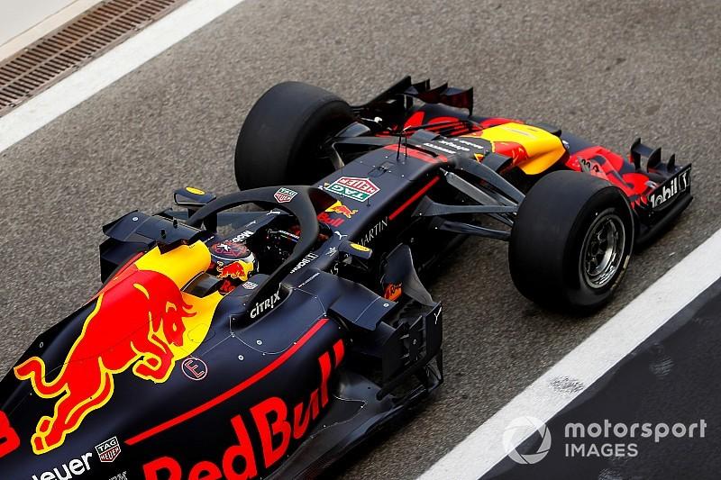 Red Bull umumkan tanggal peluncuran RB15-Honda