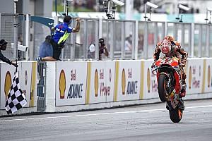Sepang MotoGP statistics: Marquez scores 70th win