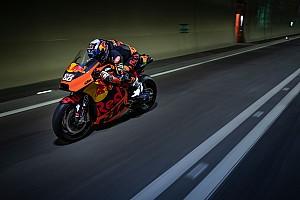 MotoGP-Bike rast durch Autobahntunnel: Miguel Oliveira eröffnet Gleinalmtunnel
