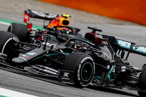 Austrian GP: Hamilton leads Mercedes 1-2 as season starts