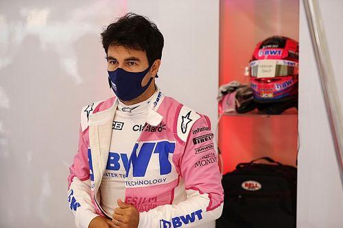Perez uit quarantaine, racet mogelijk in 70th Anniversary GP