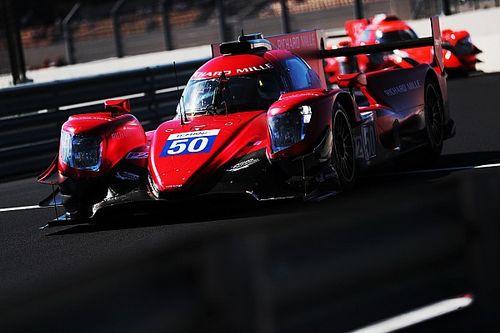Calderón debuta con top cinco en European Le Mans