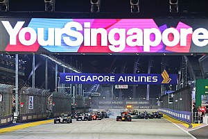 "Formula 1 Breaking news New Singapore GP deal ""very close"", says promoter"
