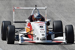 USF2000 Race report Martin's gain, Thompson's pain in Mid-Ohio Race 1