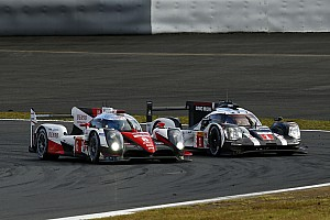 WEC Breaking news Porsche and Toyota agree no new WEC chassis before 2020