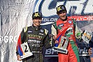 Global Rallycross Scott Speed wins Round 7 in Indianapolis