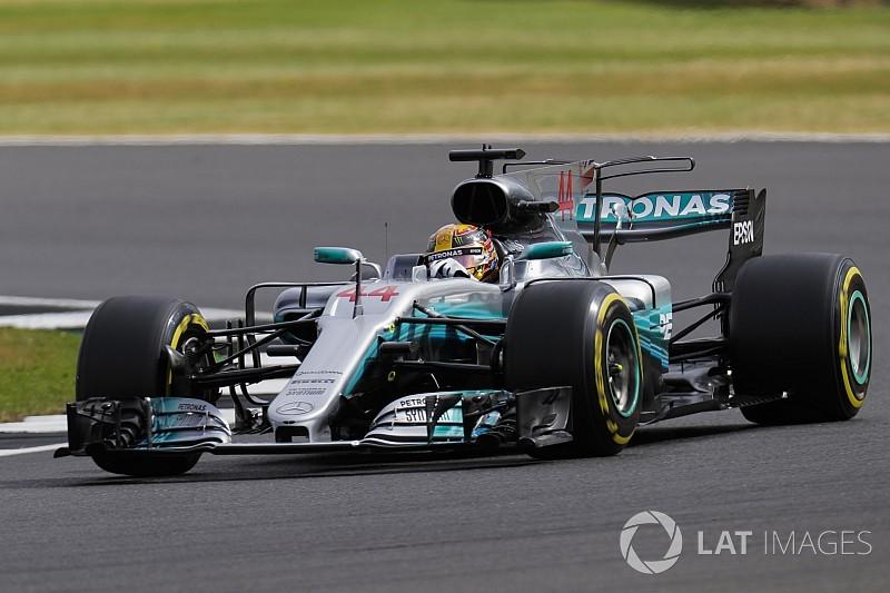 Hamilton: Hızlıyız ama daha hızlı olmalıyız