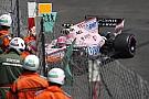 Формула 1 2017: безглузді аварії першого півріччя