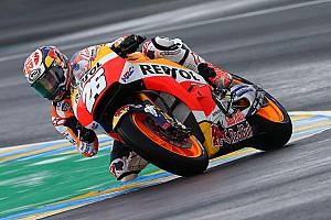 """MotoGP Noticias de última hora Pedrosa: """"No sé por qué el neumático no se calentaba"""""""