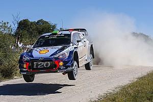 WRC Noticias de última hora Nuevo navegante para Paddon en Portugal