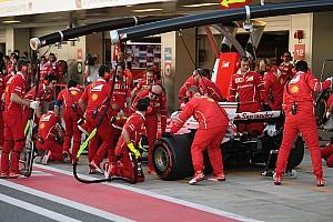 Fórmula 1 Últimas notícias Domínio vermelho na Rússia; a sexta-feira em imagens