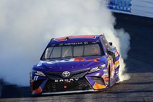 NASCAR Cup Gara Prima vittoria stagionale per Danny Hamlin in New Hampshire