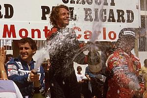 Формула 1 Ностальгія 35 років тому: єдиний повністю французький подіум на Гран Прі Франції