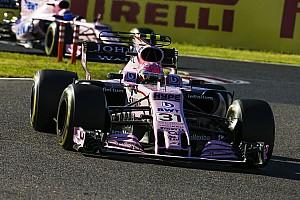 Formule 1 Actualités Force India maintient ses consignes d'équipe
