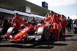F1 Noticias de última hora Raikkonen: Los problemas en Ferrari son