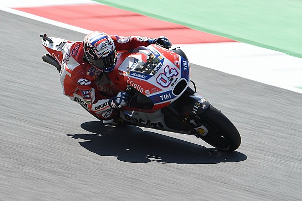 MotoGP 【MotoGP】優勝のドビツィオーゾ「まだタイトルを争えるほどではない」