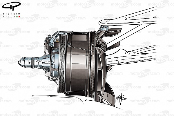 Formula 1 Tech analysis: The changes that helped Mercedes dominate