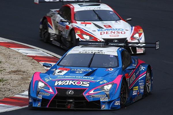 スーパーGT レースレポート 【スーパーGT】大嶋「富士テストも良かった。またチャンスはある」