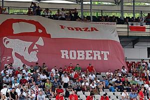 Fórmula 1 Galería GALERÍA: Robert Kubica en el test de F1