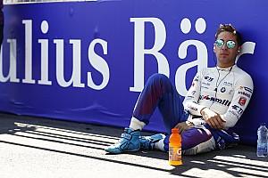 Formula E Ultime notizie Robin Frijns teme per il suo futuro all'Andretti