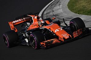Formula 1 Breaking news McLaren hails