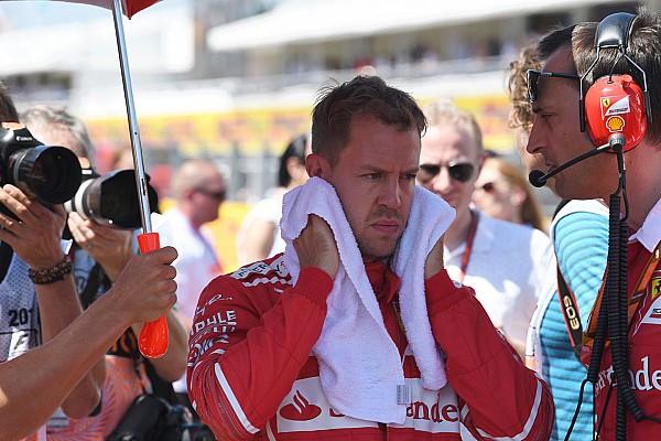 Exkluzív videó a Ferraritól: Vettel londoni száguldása