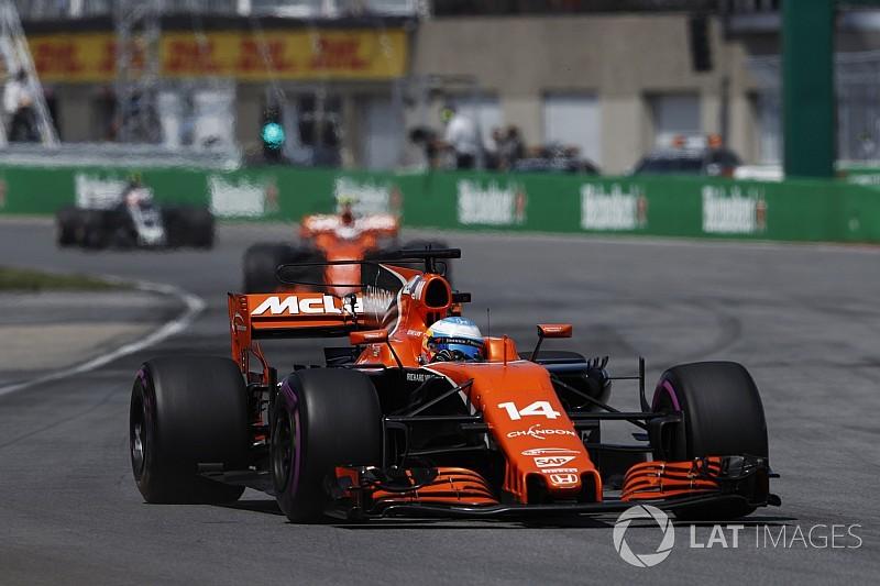 """Alonso: """"Era hasta peligroso ser tan lento en recta"""""""