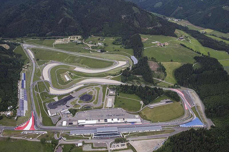 Simulazione GP Austria: i piloti a tavoletta per il 74% del giro al Red Bull Ring!